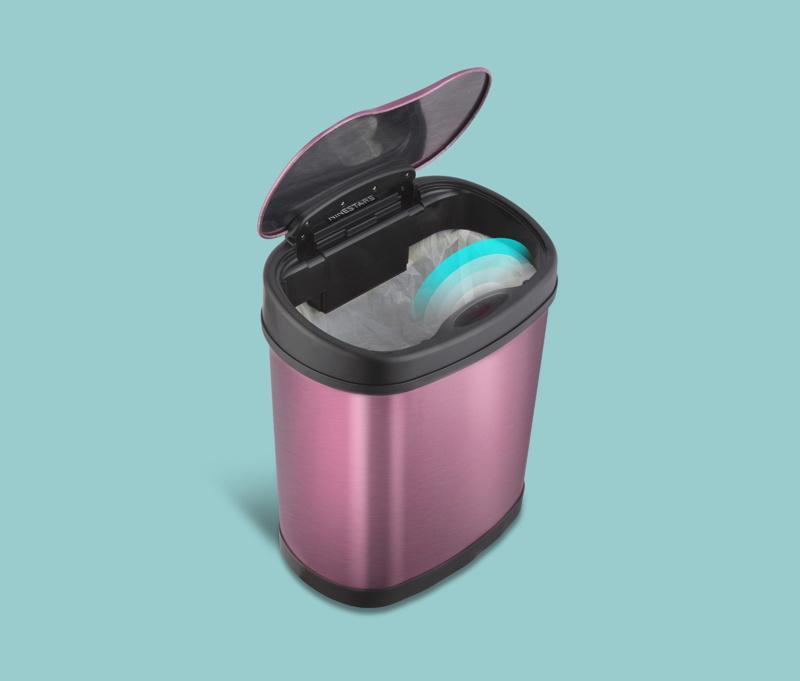 Dlaczego warto zainteresować się kosze na śmieci automatycznym?