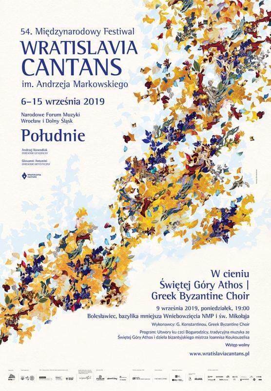 54. Międzynarodowy Festiwal Wratislavia Cantans – koncert wBolesławcu
