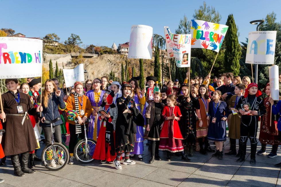 Brave Kids 2019: gruziński finał