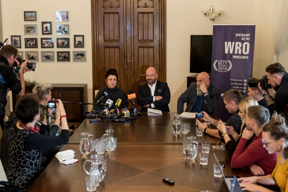 Olga Tokarczuk powołuje fundację weWrocławiu