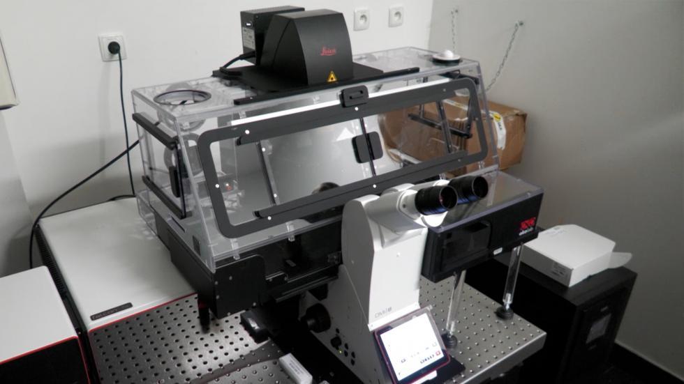 Jedyny taki mikroskop wPolsce. UWr wydał na niego 6,5 mln zł