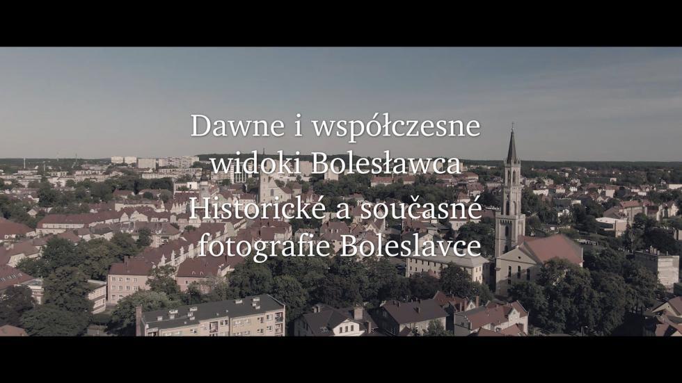 """Film """"Dawne iwspółczesne widoki Bolesławca"""""""