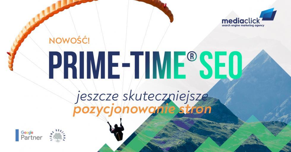 Czy warto wybrać strategię pozycjonowania PRIME-TIME® SEO?
